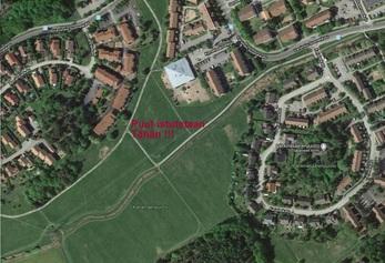 Kartta puiston paikasta