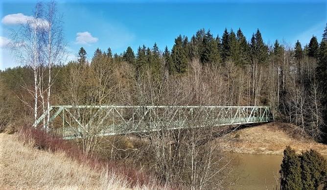 Myllyojan sillan kunnon tarkastus ja korjaus